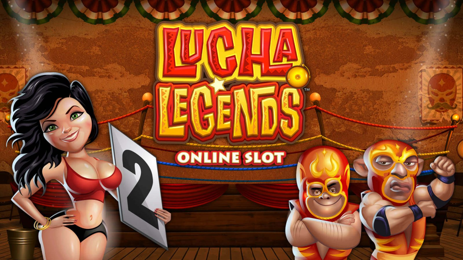 Lucha Legends Microgaming